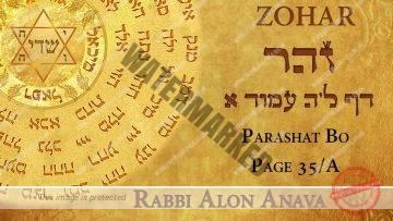 Zohar – Amazing hidden secrets! – Part 5 – Rabbi Alon Anava