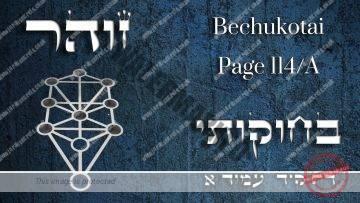 Zohar – Parashat Bechukotai – Passing the borders at night – Part 2 – Rabbi Alon Anava
