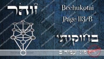 Zohar – Parashat Bechukotai – Prepare for the night… – Part 1 – Rabbi Alon Anava