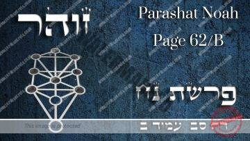 Zohar – Parashat Noah – A tour to Gehenom (Hell) – Part 4 – Rabbi Alon Anava