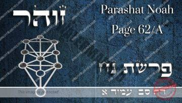 Zohar – Parashat Noah – The hidden meaning of the flood – Part 1 – Rabbi Alon Anava