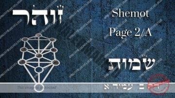 Zohar – Parashat Shemot – The Secret of the tree of life – Part 2 – Rabbi Alon Anava