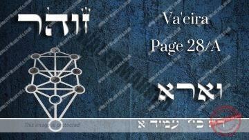 Zohar – Parashat Vaeira – The power of Moshe and Arons staff – Part 1 – Rabbi Alon Anava