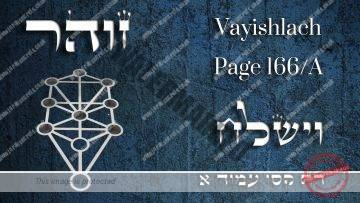 Zohar – Parashat Vayishlach – How to get G-ds protection – Part 2 – Rabbi Alon Anava