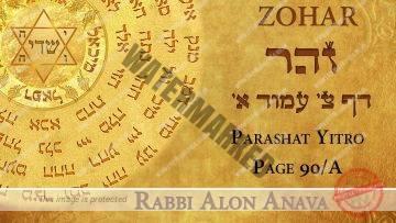 Zohar – The mystical meaning behind the Ten Commandments! – Part 1 – Rabbi Alon Anava