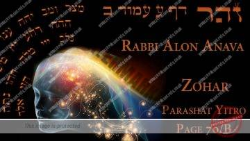 Zohar – The secret behind the shape of our body – Part 4 – Rabbi Alon Anava