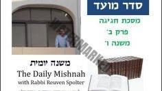Chagigah Chapter 2 Mishnah 6