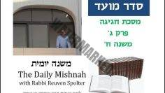 Chagigah Chapter 3 Mishnah 8