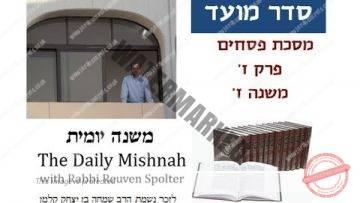 Pesachim Chapter 7 Mishnah 7