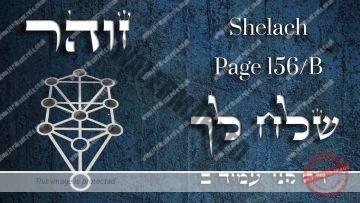 Zohar – Parashat Shelach – When night falls… – Part 1 – Rabbi Alon Anava