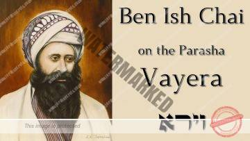 Parashat Vayera | From the Ben Ish Chai – Thirds a charm – By Rabbi Alon Anava