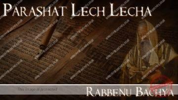 Rabbenu Bachya | Parashat Lech Lecha – Who do you believe in? – Rabbi Alon Anava