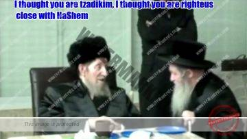 Tosher Rebbe:  Do You See Tragedies or Miracles? (A BeEzrat HaShem Film)