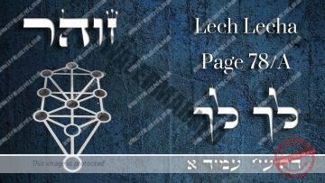 Zohar – Parashat Lech Lecha – Erase the past – Part 4 – Rabbi Alon Anava